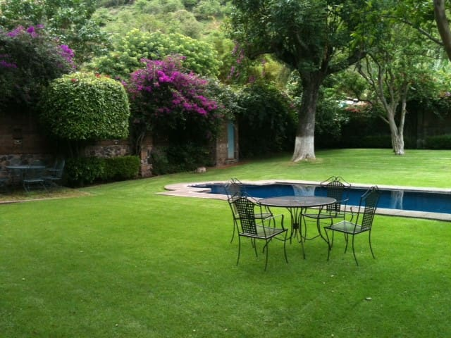 Wonderful Contry Villa, Private pool - Malinalco - House
