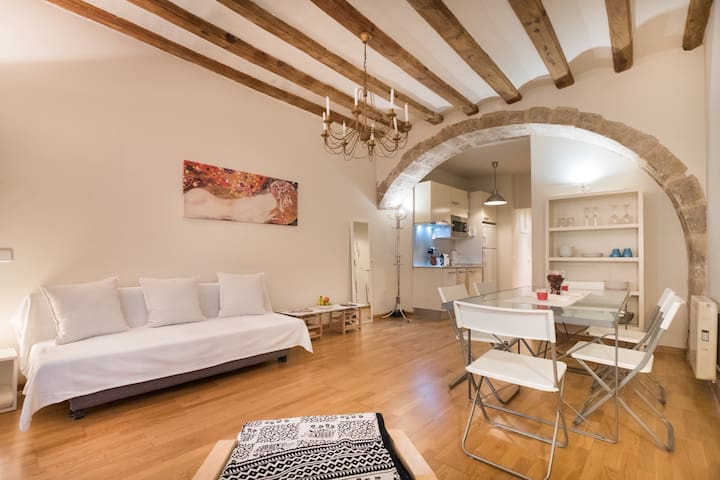 Beautiful & Central el Born Apartment