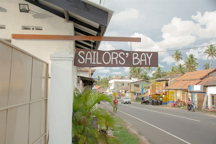 Sailors' Bay - B&B for 8 People