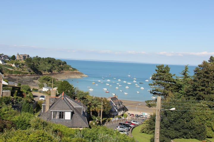 Appartement vue sur le Mt St Michel - Cancale - Apartment