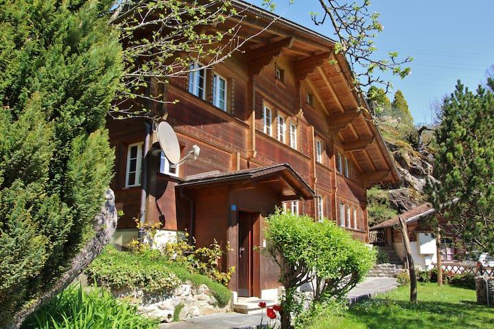 Chalet 9 ( Wohnung im 2en Stock ) - Innertkirchen - Apartment