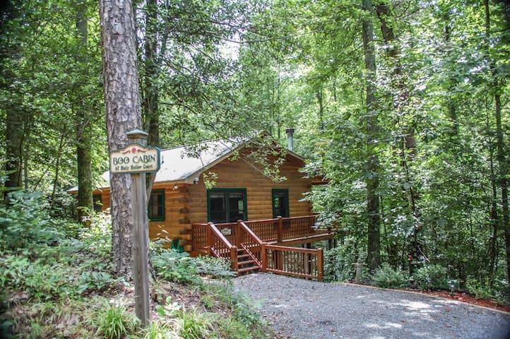 MLC Boo Cabin - Blue Ridge - House
