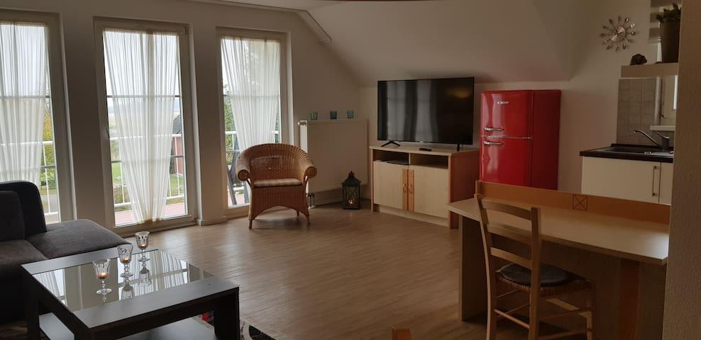 Wunderschönes 3 Raum  Apartement ( 75 qm)