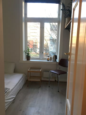 Private room in the center of Oslo