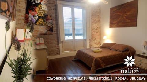 Casa Rodo53, eco hospedaje colonial en Rocha- #1