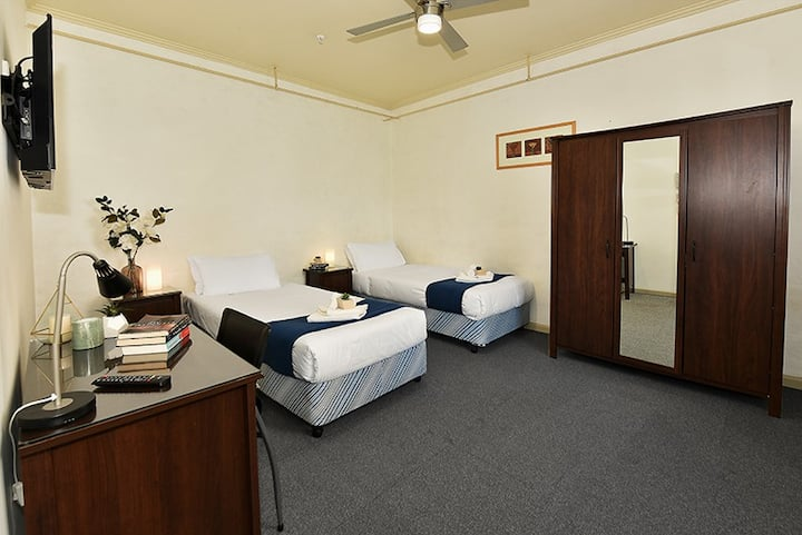 Double/Twin Bedroom Guest House
