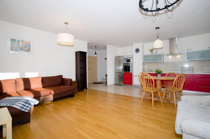 Nowa Oliwa - Gdańsk - Apartment