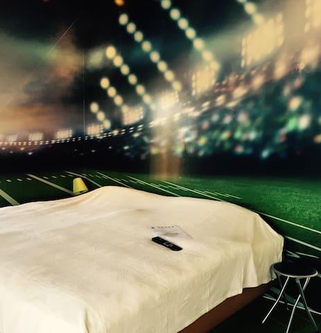 Themen-Apartment-Football - Mettmann - Apartment