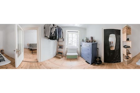 Charming flat, two rooms, in the finest district - Wien
