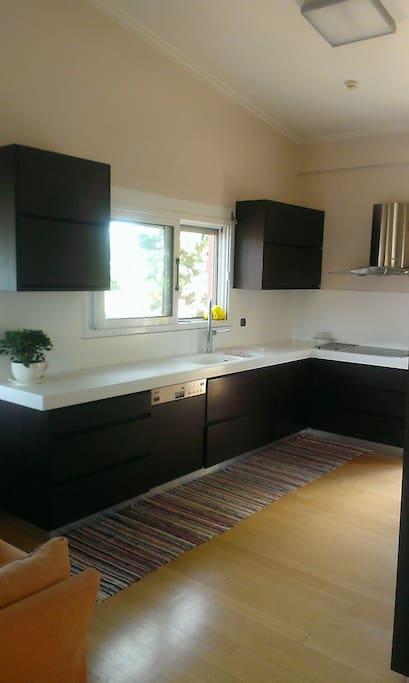 Κουζίνα 2ου Ορόφου
