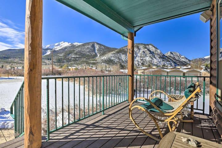 Grand Mtn-View Cabin 9 Mi to Downtown Breckenridge