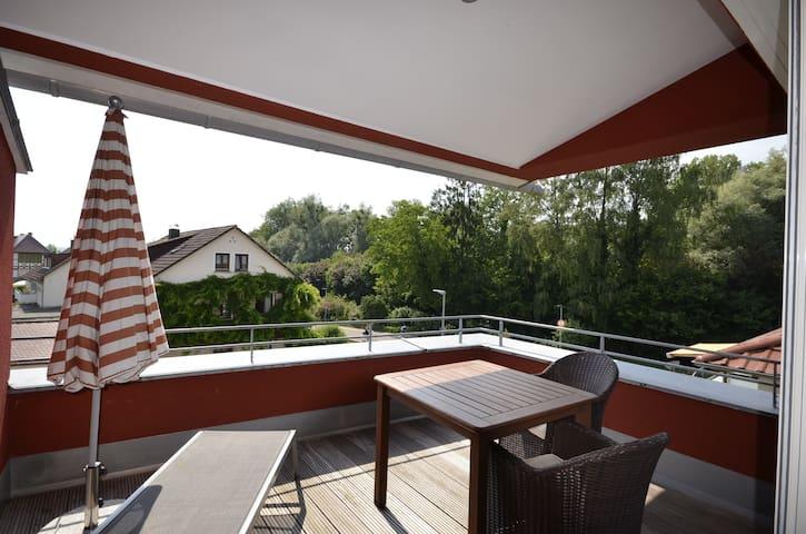 Haus Lichtblick,ca200 m zum Bodensee