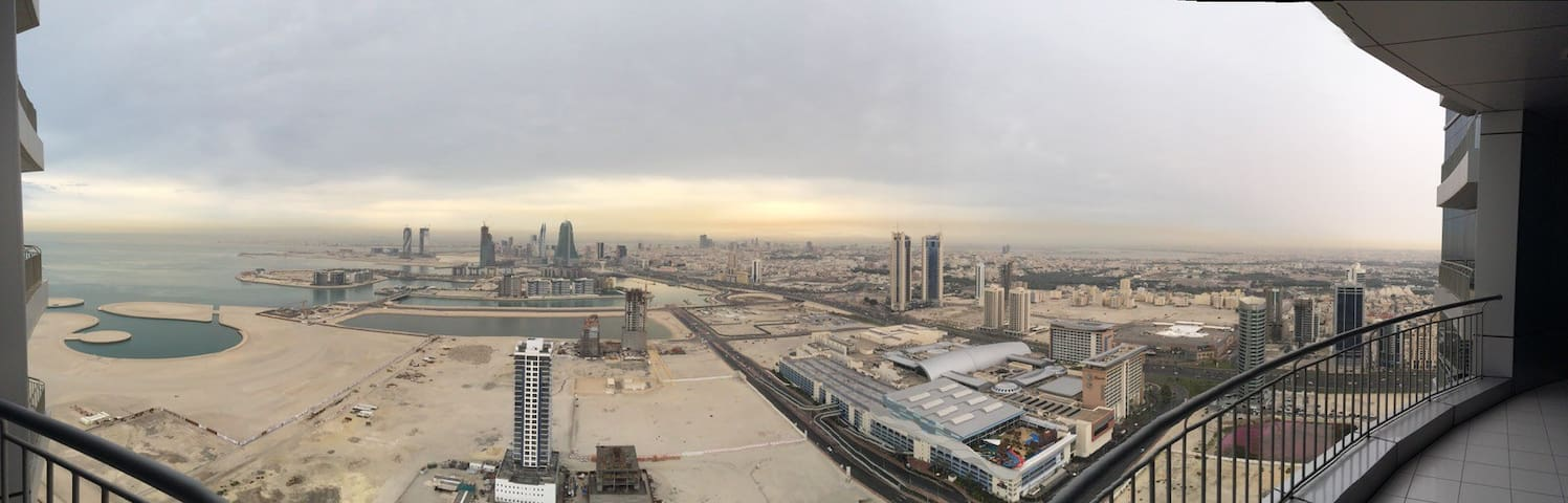 Sea View Apartment Era Tower Manama Bahrain