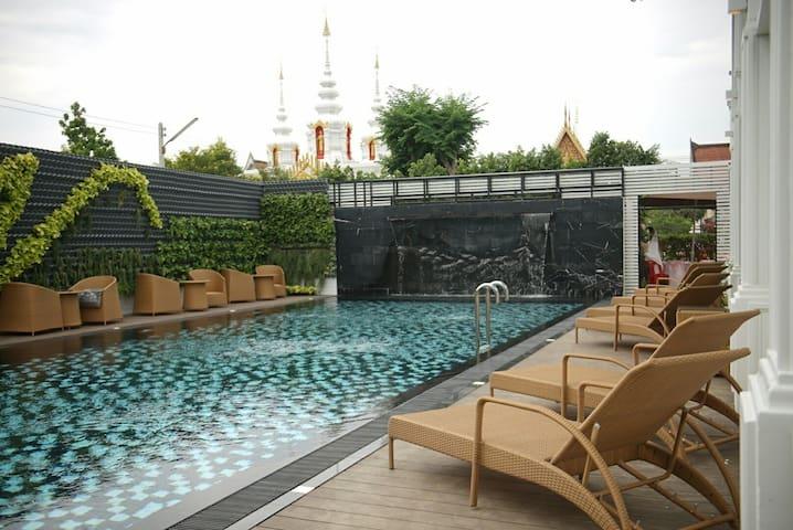 NirvaNAN Luxury Homestay - Grand Room