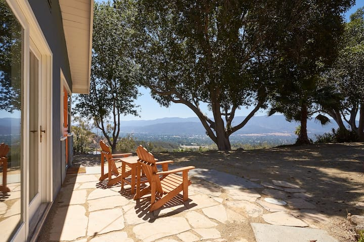 The Ojai View House
