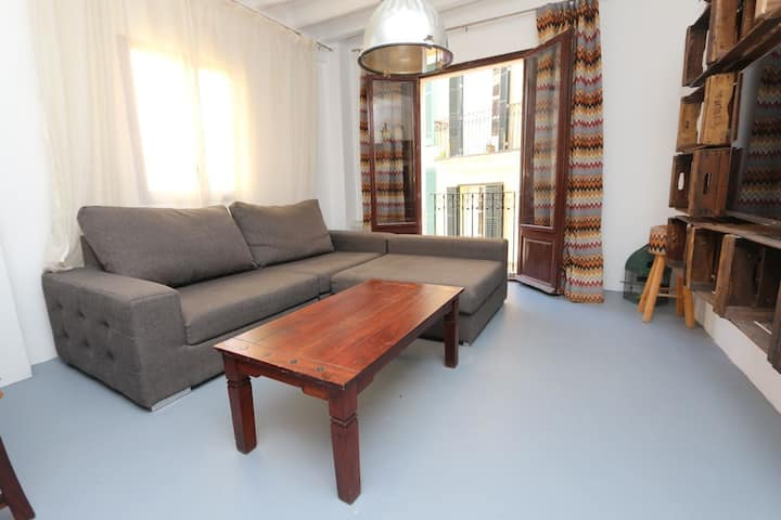 Big Apartment  Near Cathedral, Beach and Shopping