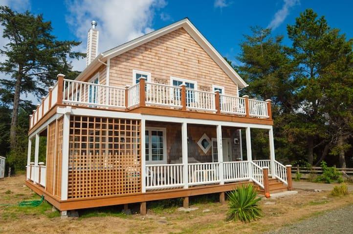 1303 Bay Ave: Ocean View, Close to Town - Ocean Park - Casa