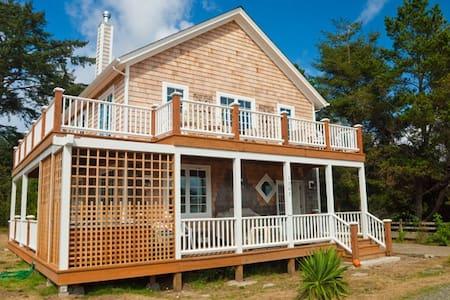 1303 Bay Ave: Ocean View, Close to Town - Ocean Park - Dům
