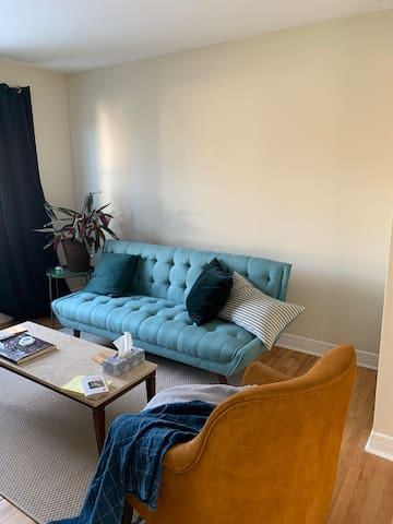 Private room 5 minutes from Gatineau Park