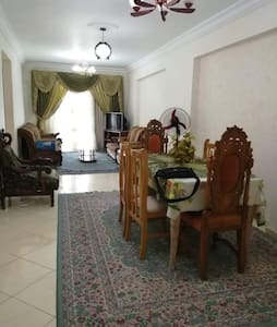 Fully furnished, equipped Apparment in Alexandria