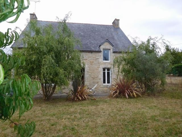 Stay at the farm in South Brittany #1