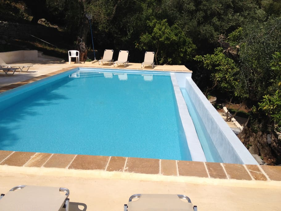 Zeus 2 Pool Apartment Magic Holiday Place Serviced Flats