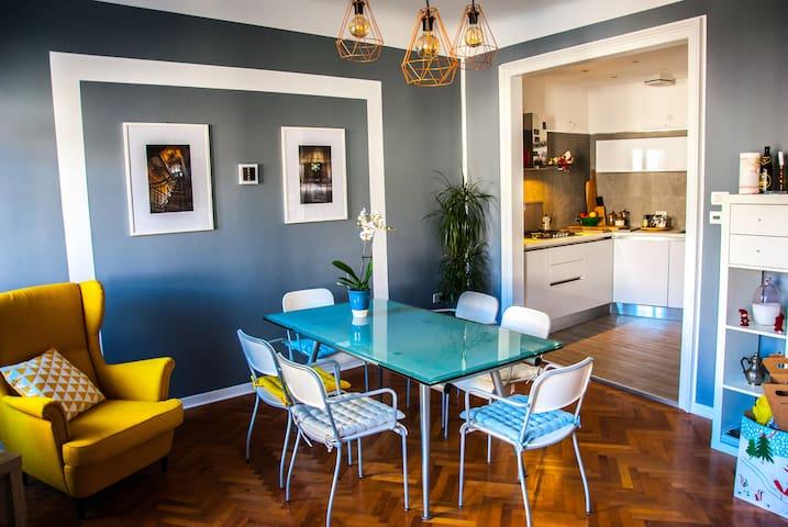 Fascinating apartment in Center of Trieste