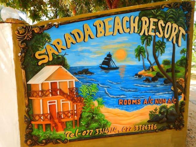 Sarada Beach Resort Double Room & Yala Safari - Tissamaharama - Casa