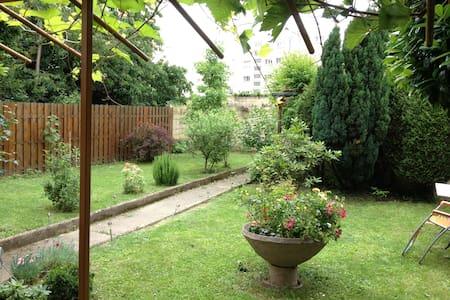 Studio 40 m2 sur jardín arboré - Chevilly-Larue