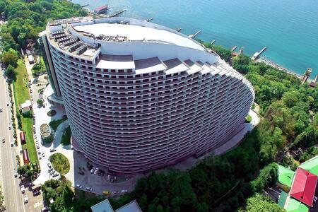 (54)Аппартаменты с видом на море ЖК Актер Гэлакси
