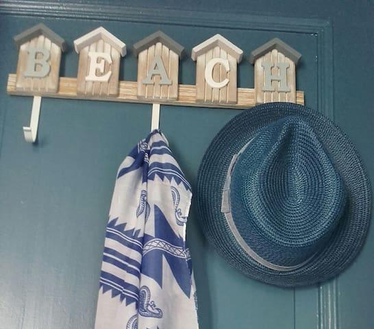Maison sur la côte fleurie
