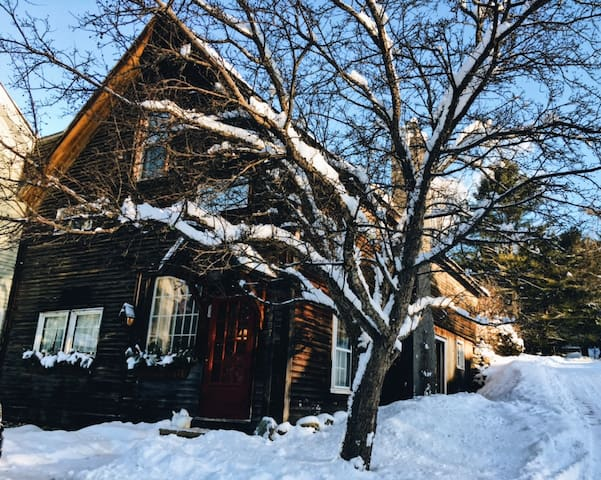 Cozy barn apartment in So. Vermont - S Londonderry - Wohnung