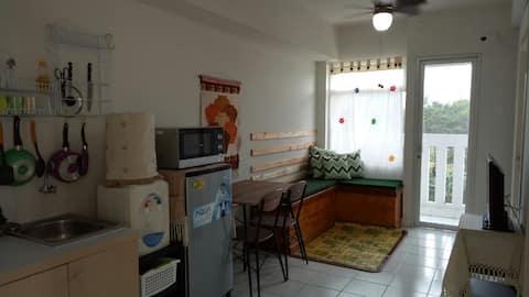 Dramaga Tower Cozy 2-Bedroom Apartment near IPB