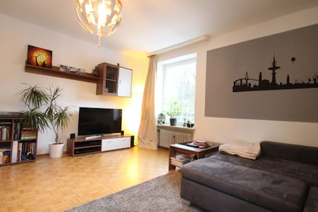 2 Rooms ※ Spacious ※ Central ※ Calm ※ For 2 People - München