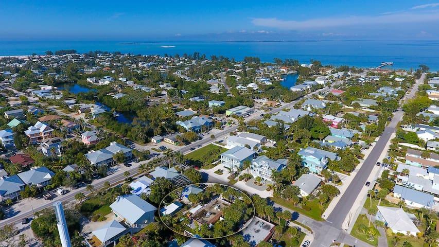 Northshore Beach House - North Anna Maria Island