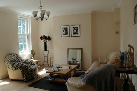 Cozy Bright room in Hackney Central - Londres - Apartamento