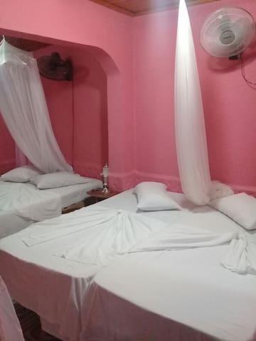 Teresa House - Pink Room