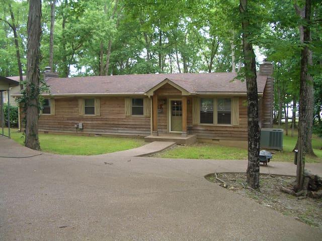 Cedar Creek Lake Cottage-Mt. Juliet - Mount Juliet - Cabane