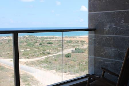 Sea View, New and Quiet - Hadera