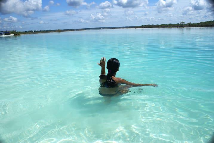 AMAZING GOLF  CARIBBEAN OCEAN VIEW - Cancún - Apartment