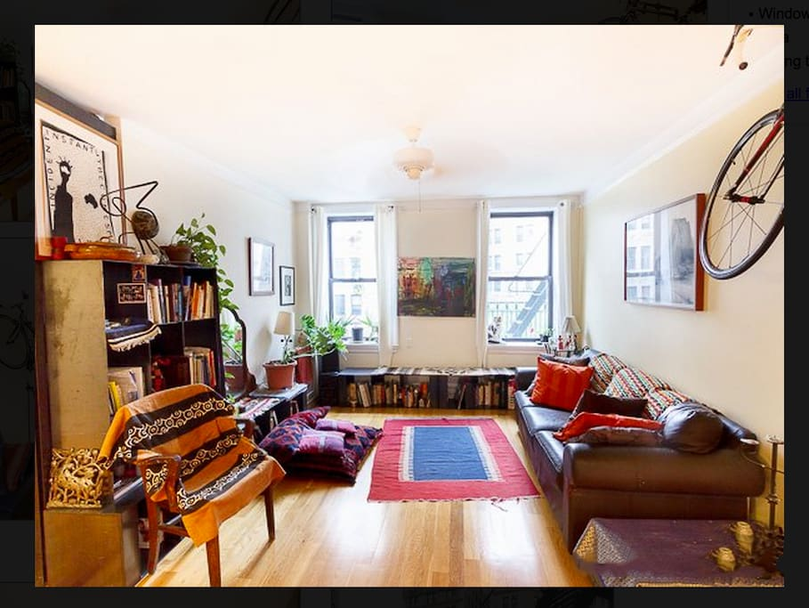 Sunny room in beautiful home apartments for rent in new for Beautiful apartments in nyc