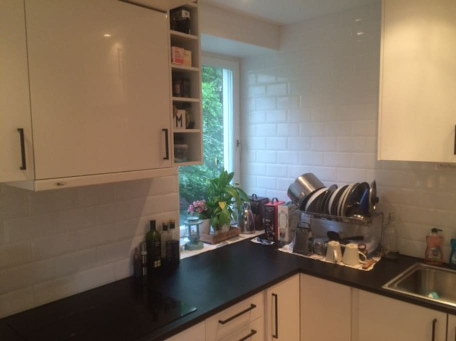 Renovated Kitchen with all necessities