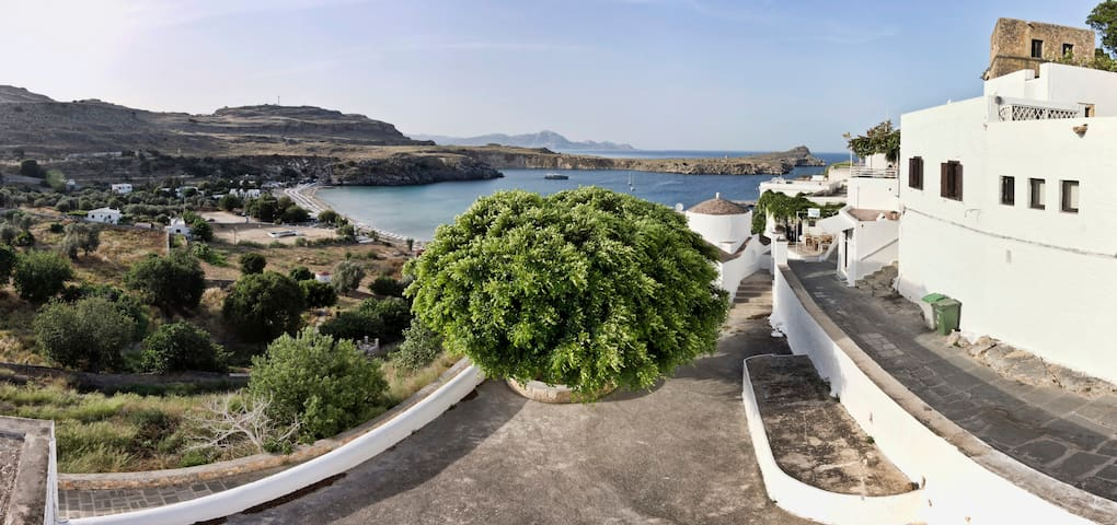 Studio Stavros in Lindos Village