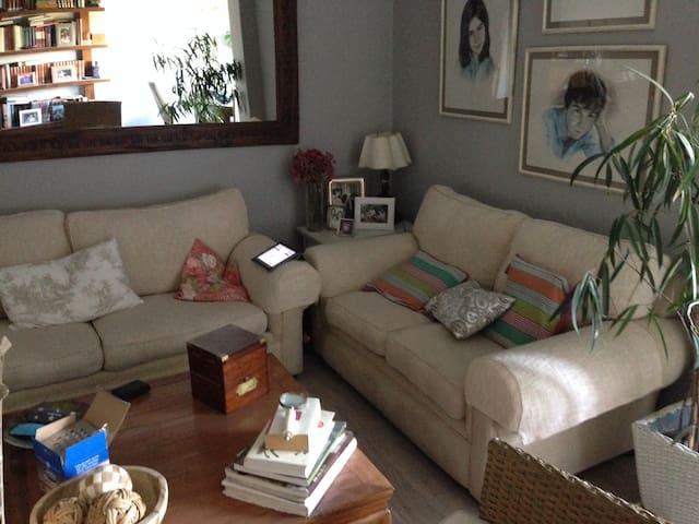 Duplex MAJADAHONDA en agosto - Majadahonda - Haus