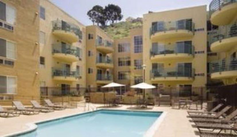 Mission Valley, SD, CA, 2 Bedroom Z #1