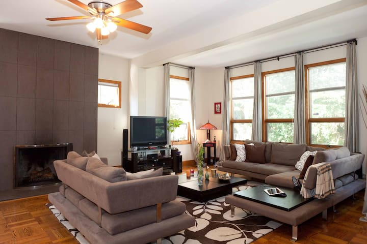 Large contemporary style house - Yonkers - Casa