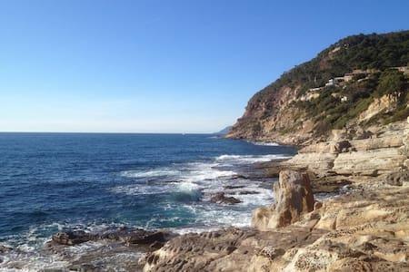 Villa mer face aux Iles + piscine - Carqueiranne