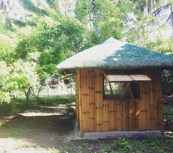 Native Hut on private Farm,Batangas - Hut