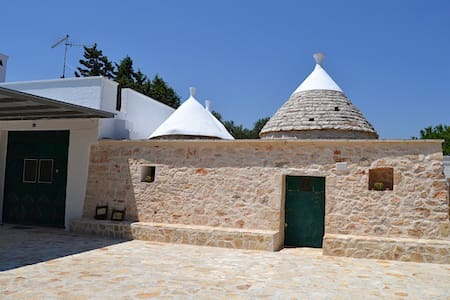 Rural Trullo for Summer vacation - Latiano