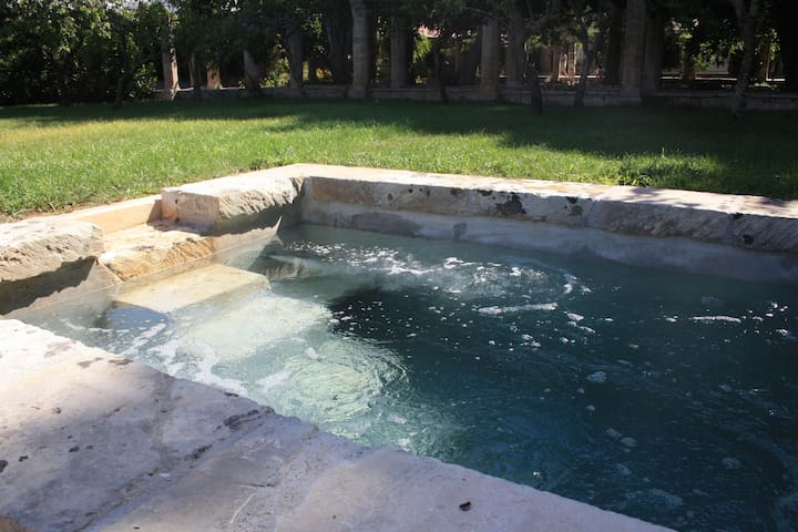 Suite STEMMA dans le Château avec piscine